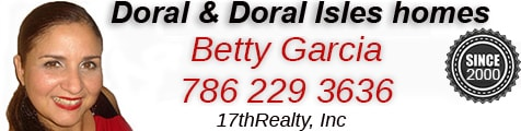 Doral real estate